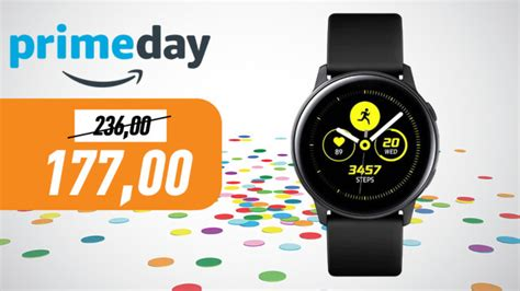 Prime Day: Smartwatch & Co