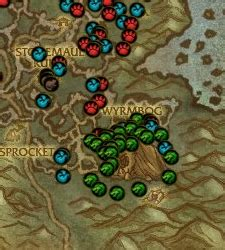 New Site Features: Battle Pets Map and Visual Pet Database