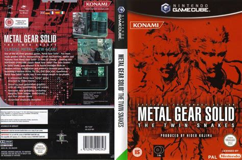 GGSPA4 - Metal Gear Solid: The Twin Snakes