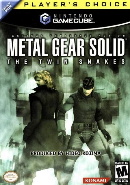 Metal Gear Solid: The Twin Snakes International Releases