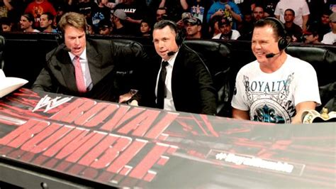 """WWE announcers labeled """"Disingenuous"""" when promoting the"""