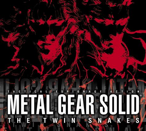 Metal Gear Solid: The Twin Snakes | Nintendo GameCube