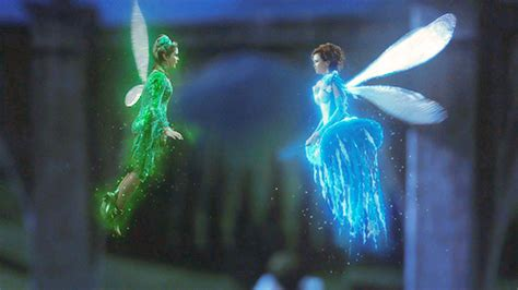 What name does The Blue Fairy call Tinkerbell? - The Once