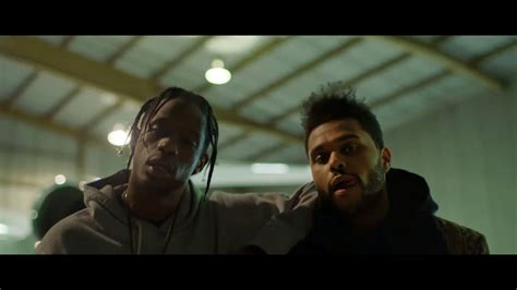 Travis Scott Takes to Twitter to Hype up The Weeknd's