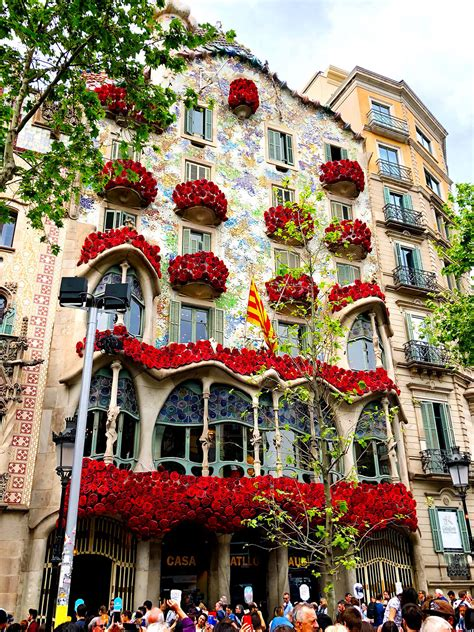 Our First Sant Jordi Day in Barcelona (VIDEO) | Gimme Some