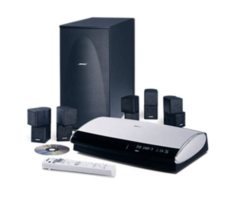 Lifestyle 35 DVD home entertainment system - Bose Product