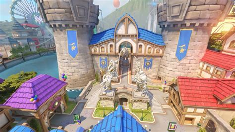 The WoW References in the Overwatch Blizzard World Map