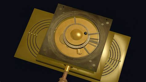 Virtual Reconstruction of the Antikythera Mechanism (by M