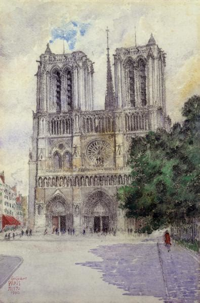 Cathedral of Notre Dame, Paris   Smithsonian American Art